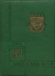 1957 Edition, Wilkes Central High School - Green and Gold Yearbook (North Wilkesboro, NC)
