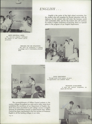Page 10, 1959 Edition, Wilkes Central High School - Green and Gold Yearbook (North Wilkesboro, NC) online yearbook collection