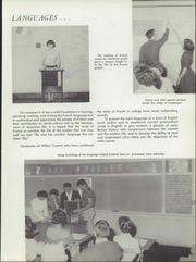 Page 11, 1959 Edition, Wilkes Central High School - Green and Gold Yearbook (North Wilkesboro, NC) online yearbook collection