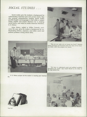 Page 12, 1959 Edition, Wilkes Central High School - Green and Gold Yearbook (North Wilkesboro, NC) online yearbook collection