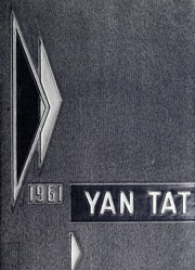 Bartlett Yancey High School - Yan Tat Yearbook (Yanceyville, NC) online yearbook collection, 1961 Edition, Page 1