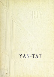 Bartlett Yancey High School - Yan Tat Yearbook (Yanceyville, NC) online yearbook collection, 1964 Edition, Page 1