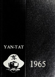 Bartlett Yancey High School - Yan Tat Yearbook (Yanceyville, NC) online yearbook collection, 1965 Edition, Page 1