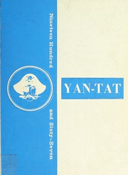 Bartlett Yancey High School - Yan Tat Yearbook (Yanceyville, NC) online yearbook collection, 1967 Edition, Page 1