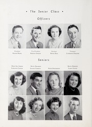 Page 12, 1949 Edition, Charles D Owen High School - Black Swan / Skirmisher Yearbook (Black Mountain, NC) online yearbook collection