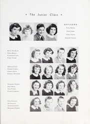 Page 15, 1949 Edition, Charles D Owen High School - Black Swan / Skirmisher Yearbook (Black Mountain, NC) online yearbook collection