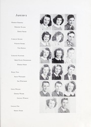 Page 17, 1949 Edition, Charles D Owen High School - Black Swan / Skirmisher Yearbook (Black Mountain, NC) online yearbook collection