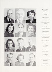 Page 9, 1949 Edition, Charles D Owen High School - Black Swan / Skirmisher Yearbook (Black Mountain, NC) online yearbook collection