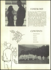 Page 10, 1959 Edition, Charles D Owen High School - Black Swan Yearbook (Black Mountain, NC) online yearbook collection