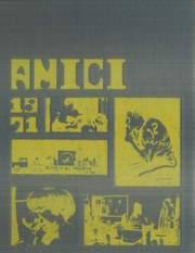 1971 Edition, Western Guilford High School - Amici Yearbook (Greensboro, NC)