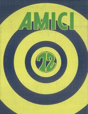1972 Edition, Western Guilford High School - Amici Yearbook (Greensboro, NC)