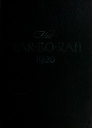Tarboro High School - Tar Bo Rah Yearbook (Tarboro, NC) online yearbook collection, 1920 Edition, Page 1