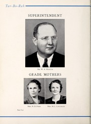 Page 8, 1941 Edition, Tarboro High School - Tar Bo Rah Yearbook (Tarboro, NC) online yearbook collection