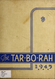 Tarboro High School - Tar Bo Rah Yearbook (Tarboro, NC) online yearbook collection, 1945 Edition, Page 1
