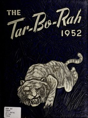 Tarboro High School - Tar Bo Rah Yearbook (Tarboro, NC) online yearbook collection, 1952 Edition, Page 1