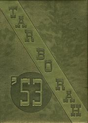 Tarboro High School - Tar Bo Rah Yearbook (Tarboro, NC) online yearbook collection, 1953 Edition, Page 1