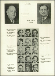 Page 10, 1953 Edition, Tarboro High School - Tar Bo Rah Yearbook (Tarboro, NC) online yearbook collection
