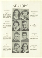Page 15, 1953 Edition, Tarboro High School - Tar Bo Rah Yearbook (Tarboro, NC) online yearbook collection