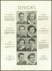 Page 16, 1953 Edition, Tarboro High School - Tar Bo Rah Yearbook (Tarboro, NC) online yearbook collection