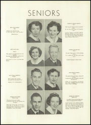 Page 17, 1953 Edition, Tarboro High School - Tar Bo Rah Yearbook (Tarboro, NC) online yearbook collection