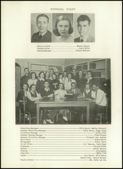 Page 8, 1953 Edition, Tarboro High School - Tar Bo Rah Yearbook (Tarboro, NC) online yearbook collection