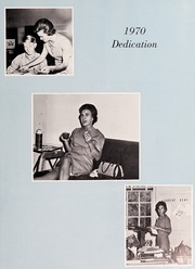 Page 11, 1970 Edition, Tarboro High School - Tar Bo Rah Yearbook (Tarboro, NC) online yearbook collection