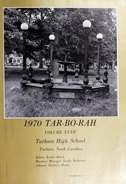 Page 5, 1970 Edition, Tarboro High School - Tar Bo Rah Yearbook (Tarboro, NC) online yearbook collection