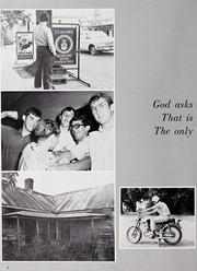Page 8, 1970 Edition, Tarboro High School - Tar Bo Rah Yearbook (Tarboro, NC) online yearbook collection