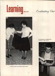 Page 14, 1963 Edition, East Rutherford High School - Lancer Yearbook (Forest City, NC) online yearbook collection