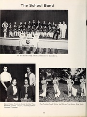 Page 100, 1963 Edition, East Davidson High School - Claw Yearbook (Thomasville, NC) online yearbook collection