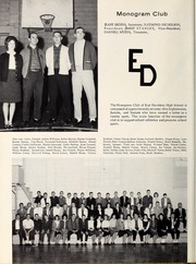 Page 102, 1963 Edition, East Davidson High School - Claw Yearbook (Thomasville, NC) online yearbook collection