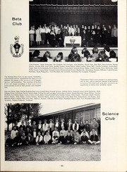 Page 103, 1963 Edition, East Davidson High School - Claw Yearbook (Thomasville, NC) online yearbook collection