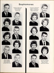 Page 57, 1963 Edition, East Davidson High School - Claw Yearbook (Thomasville, NC) online yearbook collection