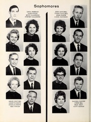Page 58, 1963 Edition, East Davidson High School - Claw Yearbook (Thomasville, NC) online yearbook collection