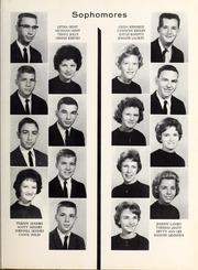 Page 59, 1963 Edition, East Davidson High School - Claw Yearbook (Thomasville, NC) online yearbook collection