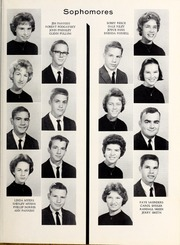 Page 61, 1963 Edition, East Davidson High School - Claw Yearbook (Thomasville, NC) online yearbook collection