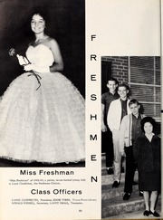 Page 64, 1963 Edition, East Davidson High School - Claw Yearbook (Thomasville, NC) online yearbook collection