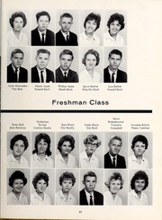 Page 65, 1963 Edition, East Davidson High School - Claw Yearbook (Thomasville, NC) online yearbook collection
