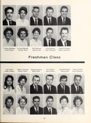 Page 67, 1963 Edition, East Davidson High School - Claw Yearbook (Thomasville, NC) online yearbook collection