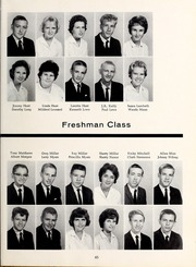 Page 69, 1963 Edition, East Davidson High School - Claw Yearbook (Thomasville, NC) online yearbook collection
