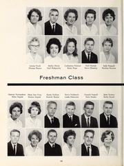 Page 70, 1963 Edition, East Davidson High School - Claw Yearbook (Thomasville, NC) online yearbook collection