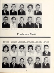 Page 71, 1963 Edition, East Davidson High School - Claw Yearbook (Thomasville, NC) online yearbook collection