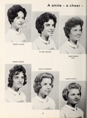 Page 96, 1963 Edition, East Davidson High School - Claw Yearbook (Thomasville, NC) online yearbook collection