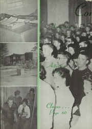 Page 10, 1960 Edition, Clinton High School - Huckleberry Yearbook (Clinton, NC) online yearbook collection