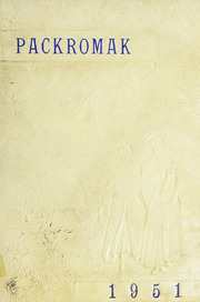 Page 1, 1951 Edition, Washington High School - Packromak Yearbook (Washington, NC) online yearbook collection