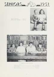 Page 11, 1951 Edition, Washington High School - Packromak Yearbook (Washington, NC) online yearbook collection