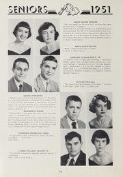 Page 16, 1951 Edition, Washington High School - Packromak Yearbook (Washington, NC) online yearbook collection