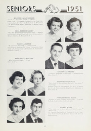 Page 17, 1951 Edition, Washington High School - Packromak Yearbook (Washington, NC) online yearbook collection