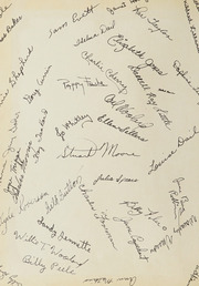 Page 2, 1951 Edition, Washington High School - Packromak Yearbook (Washington, NC) online yearbook collection