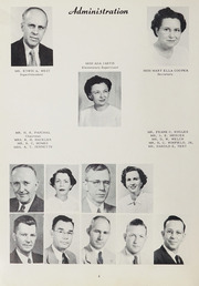 Page 8, 1951 Edition, Washington High School - Packromak Yearbook (Washington, NC) online yearbook collection